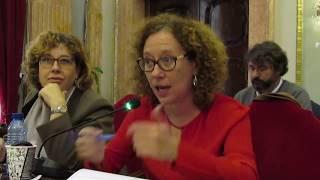 Réplica de Alicia Morales en el Debate del Estado del Municipio de Murcia 2018
