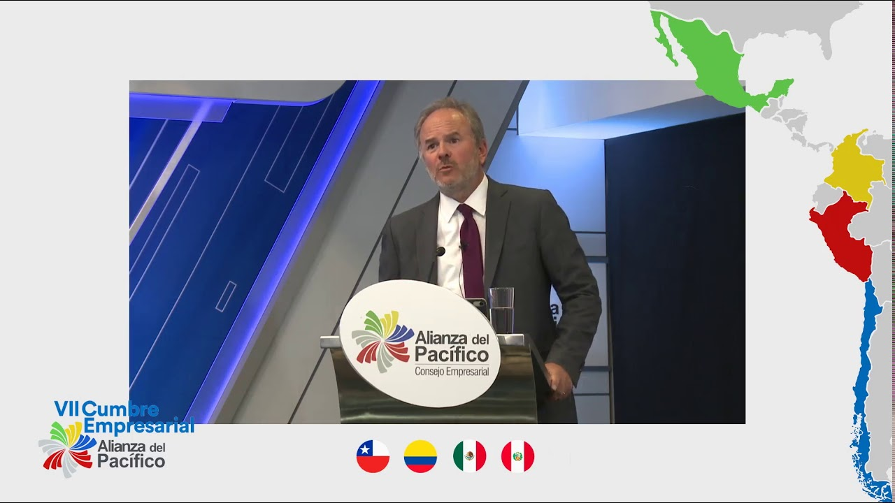 Agrícola Cerro Prieto in the Business Summit of the Pacific Alliance