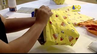 Bolsa Porta Marmita Térmica – por Renata Herculano