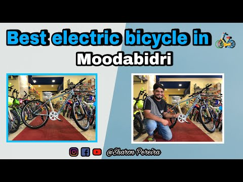 Best Electric Bicycle In Moodabidri || Hero Lectro Electric Bicycle || SP Vlogs thumbnail
