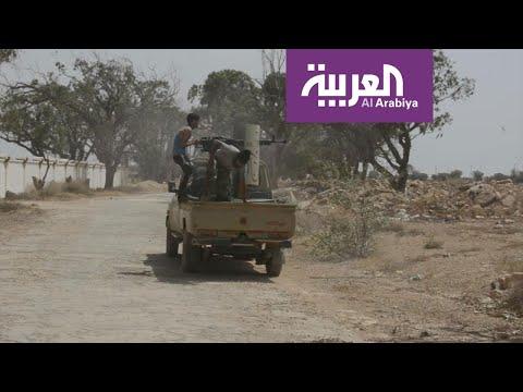 الجيش الليبي يشتبك مع مسيرة تركية  - نشر قبل 11 ساعة