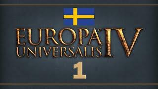 Europa Universalis 4 - Кампания с Швеция Епизод 1