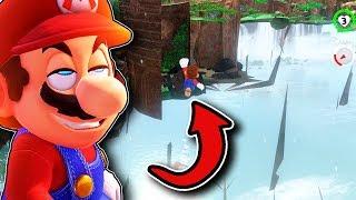Der VERRÜCKTESTE Mario Odyssey GLITCH !😂😵