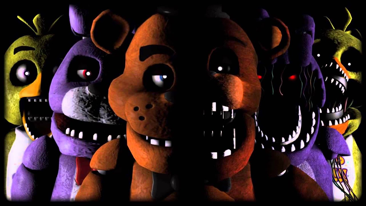 2048 Fnaf Hunter Pinder Youtube Gaming
