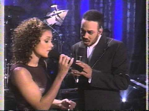 James Ingram & Tamia  How Do You Keep The Music Playing
