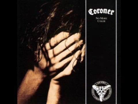 Coroner - Tunnel Of Pain