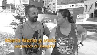 Marta María y Jesús - Padres de mellizos en las clínicas de fertilidad EASYFIV
