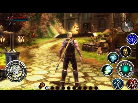Top 5 Game RPG Grafik Terbaik & Terkeren 2019 Online/Offline High Graphics Best RPG Games Android HD
