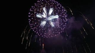 ** HD ** Japanese Fireworks : Fireworks Festival of New Year @ Twin Ring Motegi ( Opening ) thumbnail