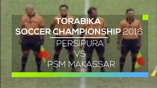 Video Gol Pertandingan Persipura vs PSM Makasar
