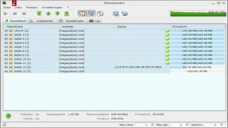 Hyperspeed Download record ( JDownloader)