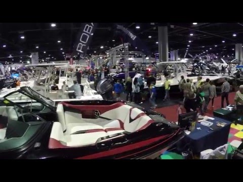 2016 Carefree Boat Sales boat show