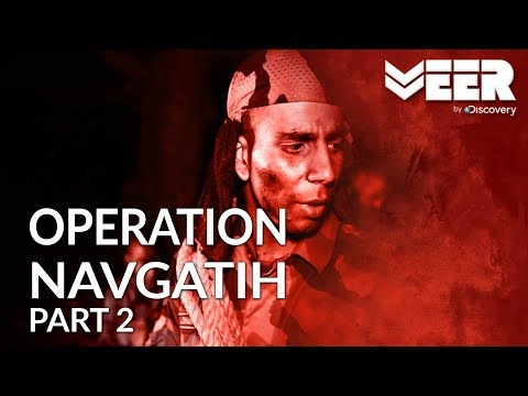 Operation Navgatih Part 2 - Difficult Night Trekking Mission |Making of a Soldier |Veer by Discovery