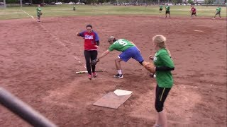 Coed Softball Game - Murphy's Townhouse Cafe vs Mickey's Ratpack - Video Highlights - June 13, 2018