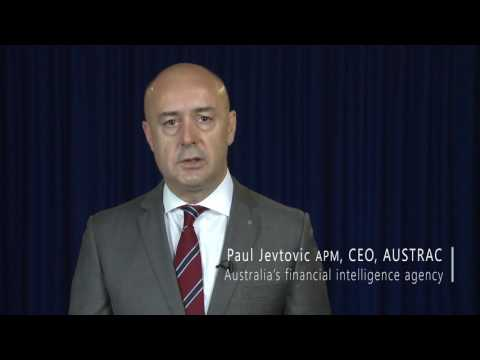 Legislative reform the key to protecting Australia from financial crime