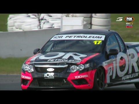 2017 V8 Ute Series - Winton - Race 3