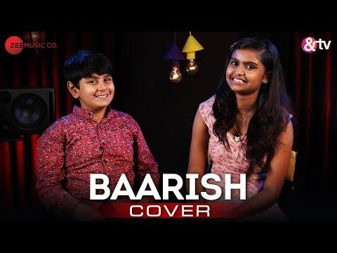 The Voice India Kids   Baarish Cover   Madhav Arora Ft. Pooja Insa
