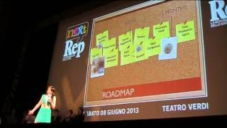 Next, La Repubblica delle Idee: Orange Fiber