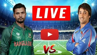 Watch Live PTV Sport Bangladesh VS Afghanistan Asia Cup 6th Match | Live PTV Sports
