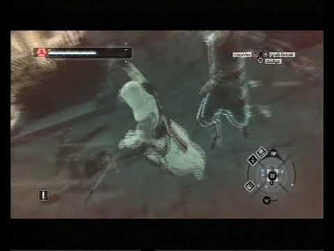 Assassin's Creed, Career 264, Jerusalem: Middle District, Save Citizen 2
