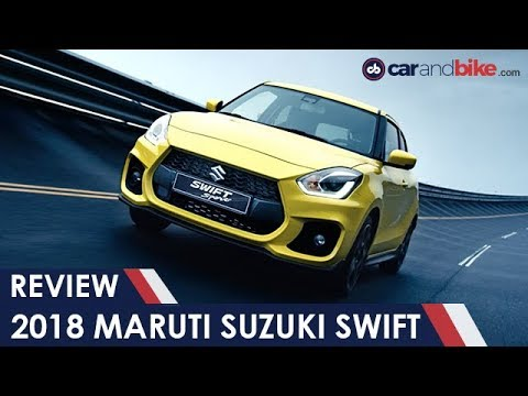 2018 Swift Review: Sport & Hybrid Coming From Maruti Suzuki | NDTV carandbike