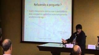 Debates FEE: Lições Pens Econ Social: macroecon d Kalecki - Fernando Maccari Neto (02/03)