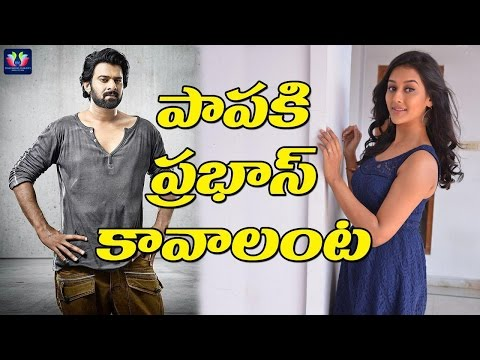 Actress Pooja Jhaveri about Prabhas | Dwaraka Movie | Telugu Full Screen
