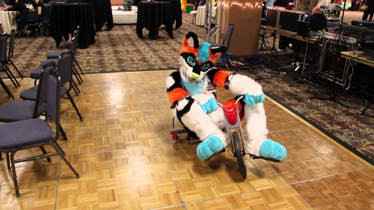 hogwash husky drift trike at blfc2014