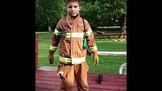 Gear up fire call