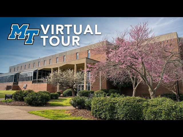 Keathley University Center | MTSU Virtual Campus Tour