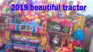 2019 beautifull tractor