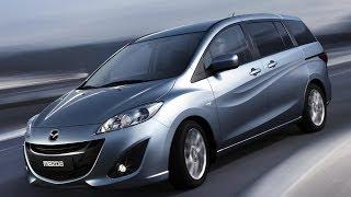 Mazda 5 III 2010 минивэн