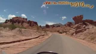 La vuelta al mundo en moto.com: Argentina
