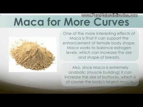 Maca Powder Organic Raw - Amazing health benefits for women looking to improve health