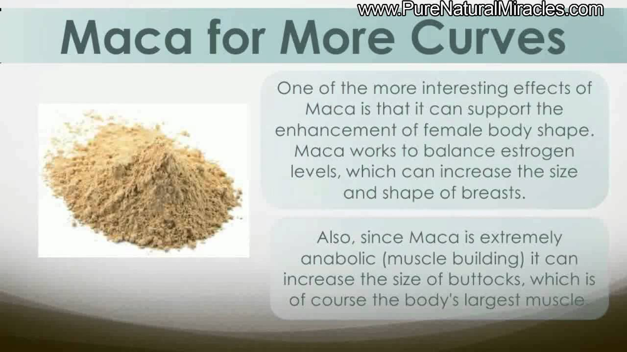 pictures How to Use Maca Powder