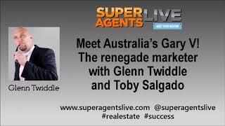 Meet Australia's Gary V The renegade marketer with Glenn Twiddle and Toby Salgado