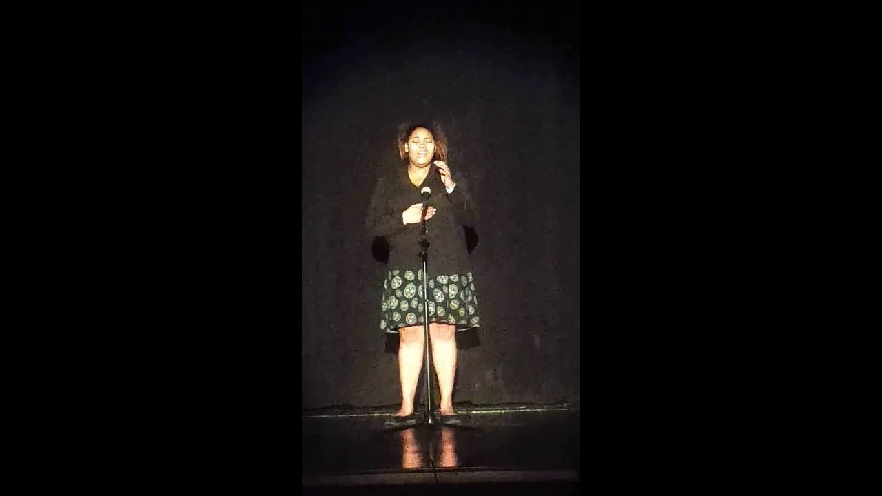 Download Jamiee Johnson singing Adele When we were young