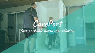 CarePort - Your Portable Bathroom Solution