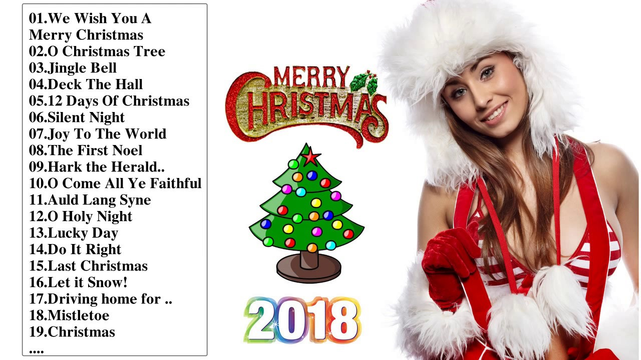 Merry Christmas - Christmas Songs - Best Songs Of Merry Christmas ...