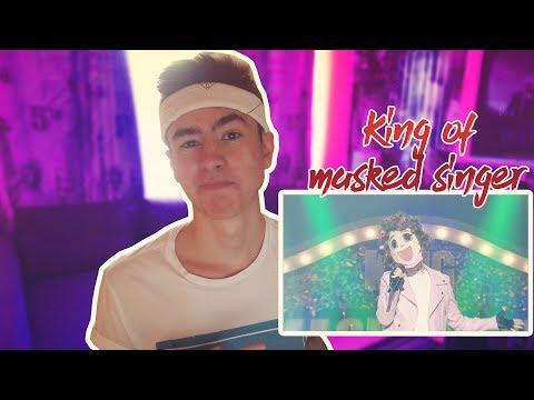 2017.05.21 소향 - 모나리자(무편집) - So hyang - Mona Lisa(Uncut ver.) [King of masked singer] - REACTION!