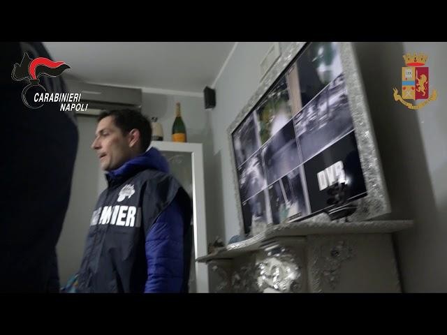 Camorra: arrestati gli autori dell'omicidio avvenuto a San Giovanni a Teduccio davanti alla scuola