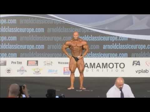 Valeriy Zhivukhin - Arnold Classic Europe 2016 (??????? ??????? - ??????? ??????? ?????? 2016)