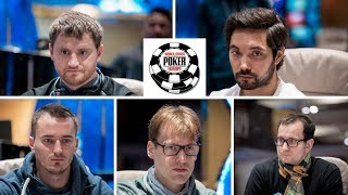 World Series of Poker Europe €100K Super High Roller Kicks Off!