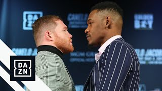Canelo vs. Jacobs NYC Press Conference