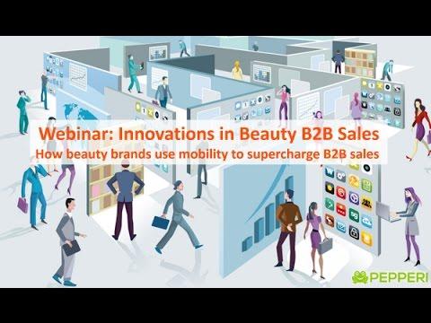 Innovations in Beauty B2B Sales