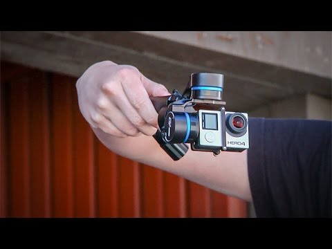 Tested: Feiyu G3 Ultra 3-Axis GoPro Gimbal
