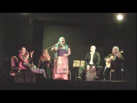 "Mashregh - Persian/Flamenco fusion - Tangos, ""The Well Aged Wine"" (flamenco song)"
