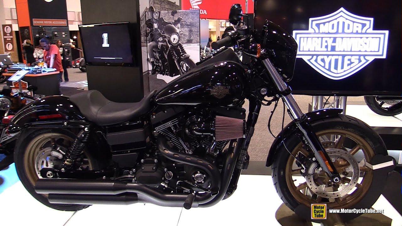 2016 2017 Harley Davidson Dyna Low Rider S