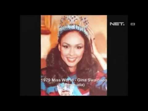 Entertainment News - Mahkota Miss World dari masa ke masa