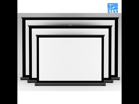 Mini Portable Projection Screen